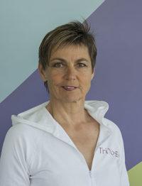 Silvia Schönauer Yogalehrerin